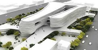 رساله معماری طراحی کتابخانه