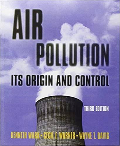 کتاب آلودگی هوا وارک