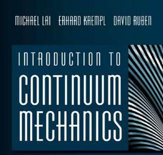 دانلود حل تمرین مقدمه ای بر مکانیک محیط پیوسته مایکل لی Michael Lai