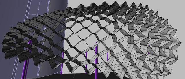 الگوریتم های مولد، مفاهیم و آزمایش: نوار باریک مورفولوژی