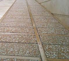 پاورپوینت مواد و مصالح ساختمانی  موزاییک