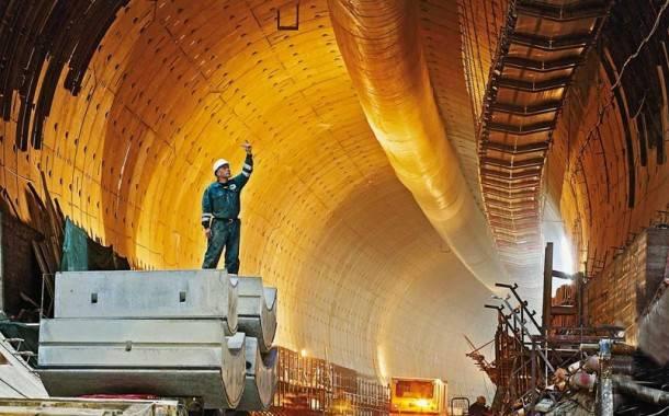 فنآوری ساخت تونل و فضاهای زیرزمینی