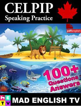 کتاب CELPIP Speaking Practice