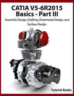 آموزش بی نظیر نرم افزار کتیا CATIA V5 R2015 Basics Part III