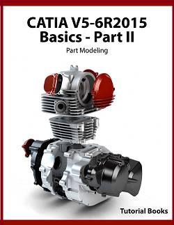 آموزش بی نظیر نرم افزار کتیا CATIA V5 R2015 Basics Part II