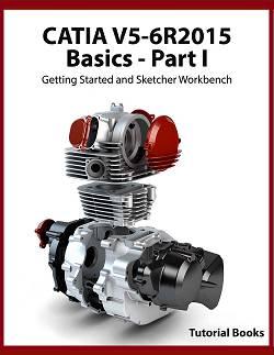 آموزش بی نظیر نرم افزار کتیا CATIA V5 R2015 Basics Part I
