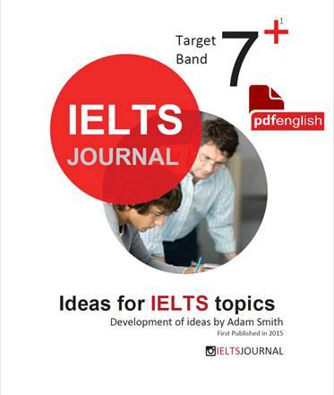 کتاب Ideas for IELTS Topics