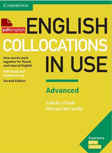 کتاب English Collocations In Use (Advanced)